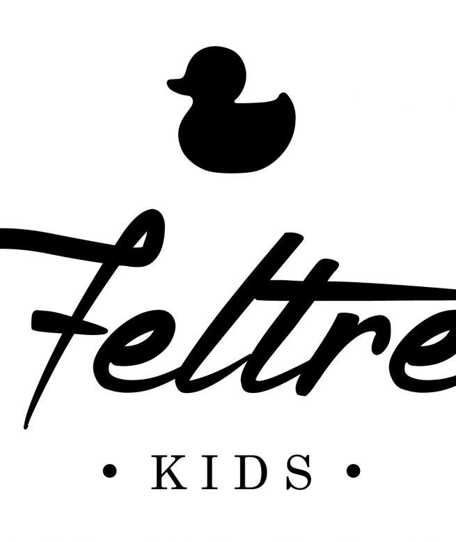 Feltre kids logo - artisan soap for children and babies